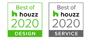 Best of Houzz Award Footer