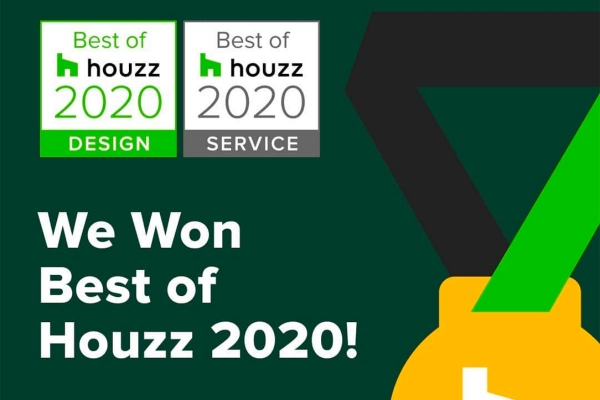Adam Vetere Awarded Best of Houzz 2020